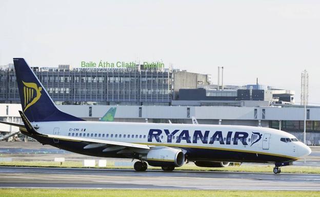 Huelga Ryanair Julio 2018
